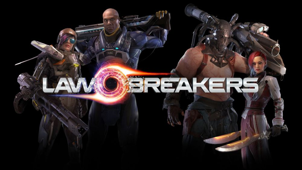 Impressions On LawBreakers Closed Beta