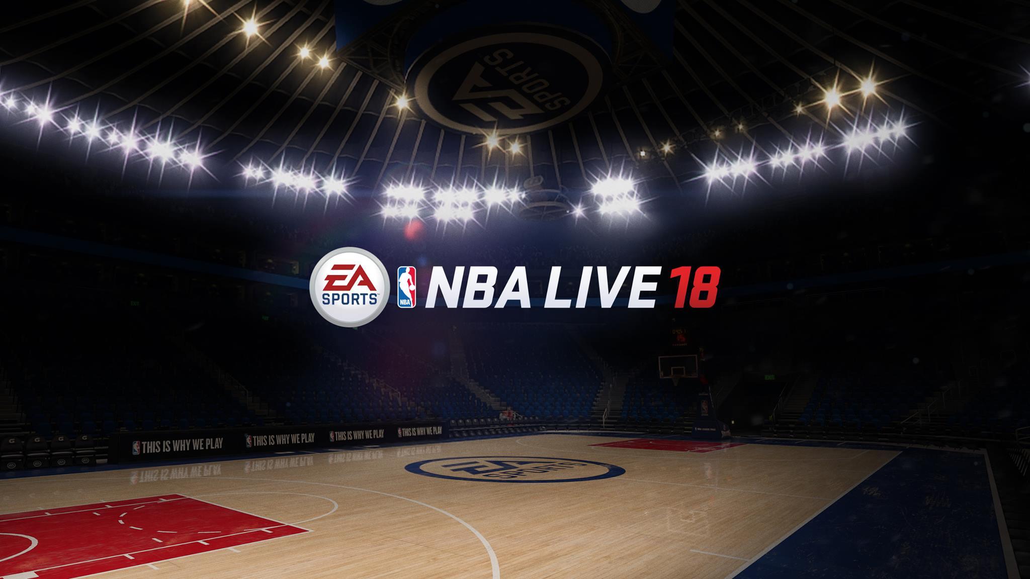 NBA Live 18 Reveal Impressions
