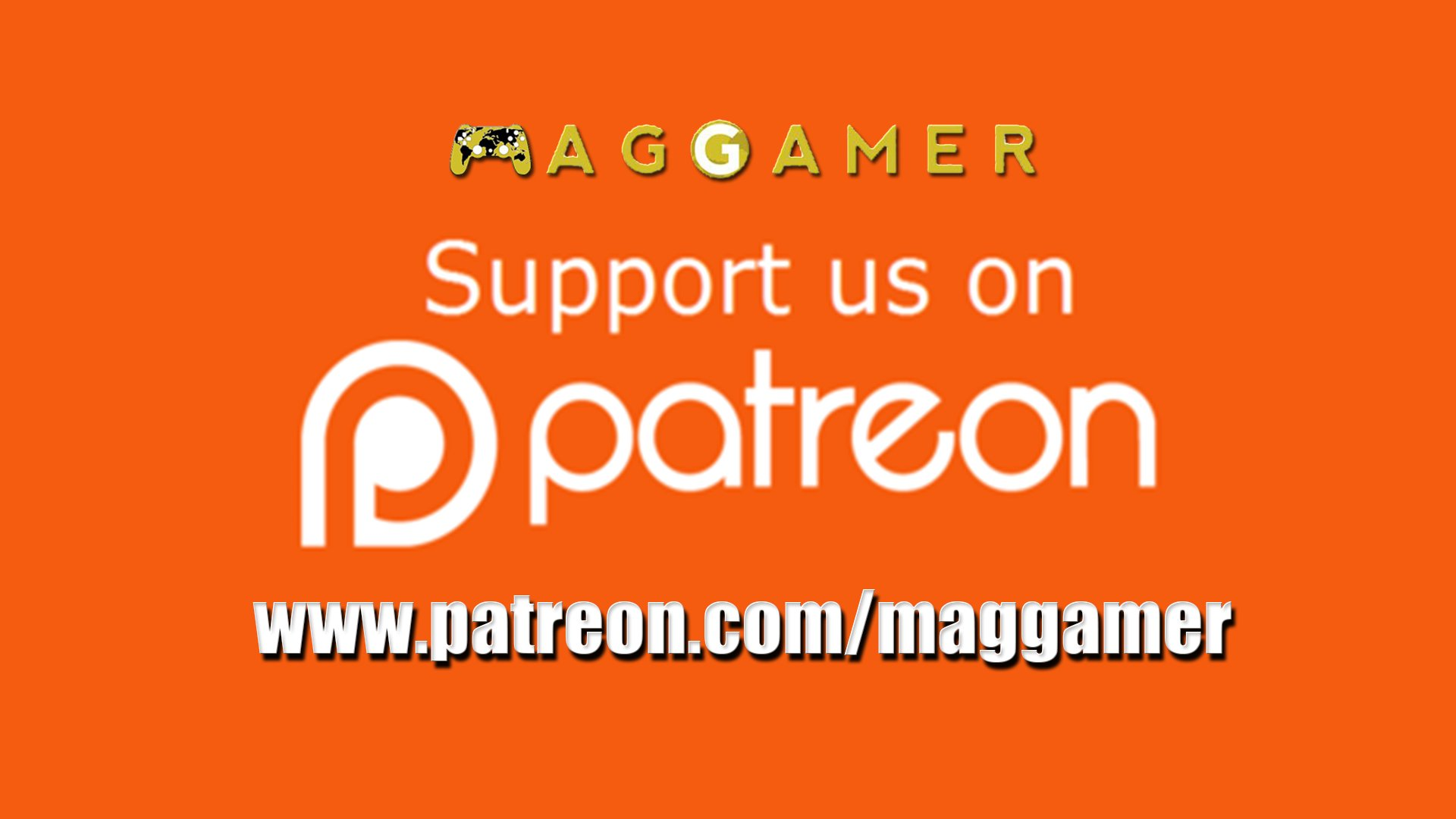 Show us Support on Patreon